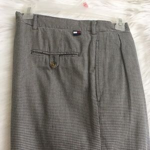 Tommy Hilfiger hounds tooth dress pants size 36
